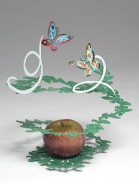 Flying butterflies 1