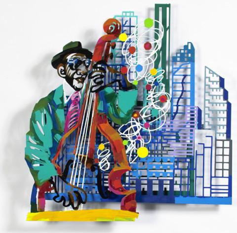 David Gerstein - Jazz And The City Contrabass