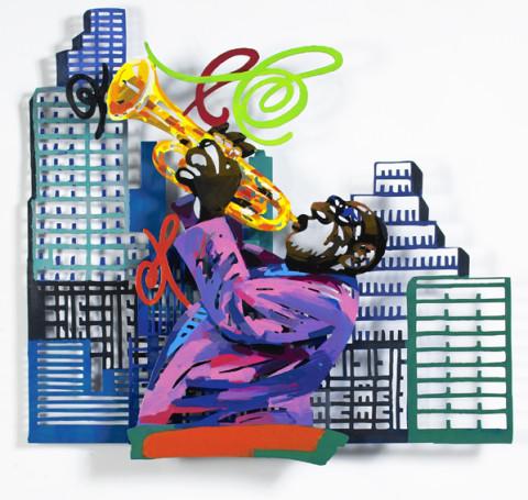 Davig Gerstein - Jazz And The City - Trumpetist