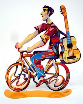 David Gerstein - Troubadour Rider