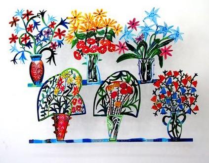 David-Gerstein - Flower-Shop-A