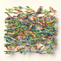 David Gerstein EXOTIC BIRDS