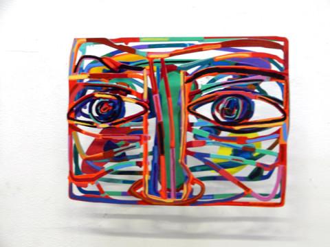 David Gerstein GRAFFITI FACE 4