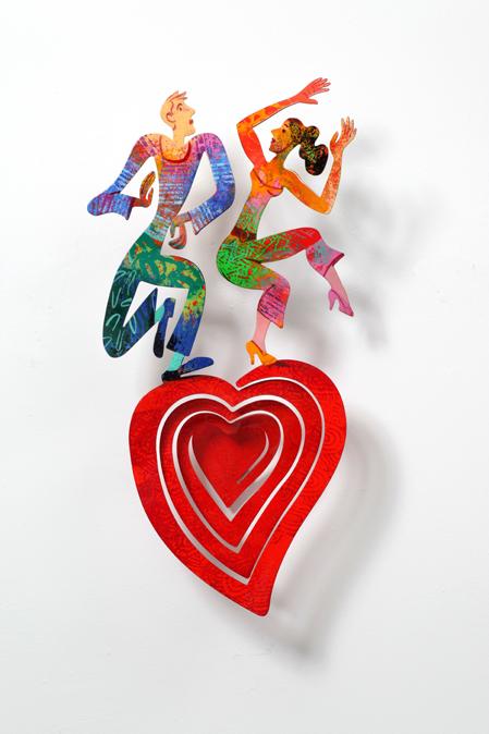 David Gerstein DANCING HEART