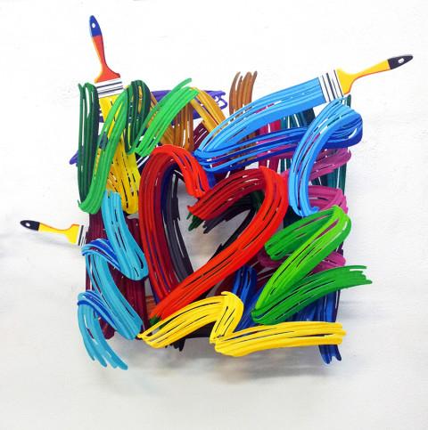 David Gerstein GRAFFITI HEART