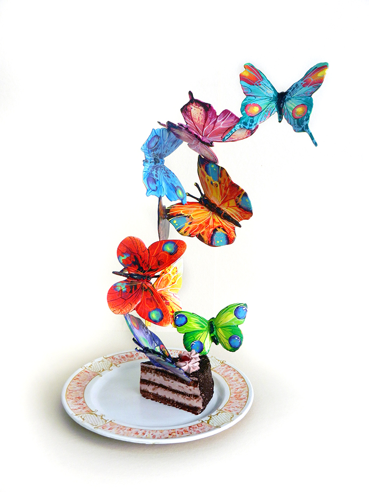 David Gerstein PEACE OF CAKE