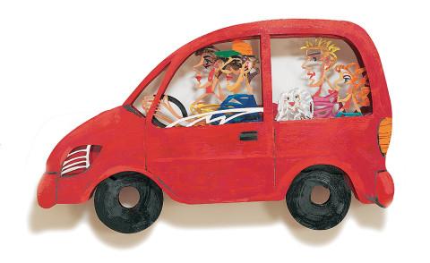 David Gerstein FAMILY CAR