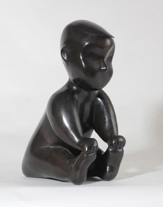 David Gerstein SITTING BABY