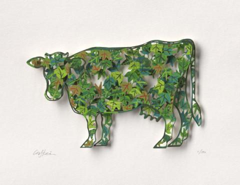 David-Gerstein - GREEN COW p